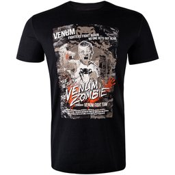 Тениска - VENUM ZOMBIE RETURN T-SHIRT - BLACK​