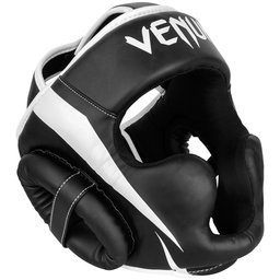 ПРОТЕКТОР ЗА ГЛАВА / КАСКА - VENUM ELITE HEADGEAR BLACK / WHITE​