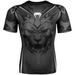Рашгард - Venum Bloody Roar Rashguard - Short Sleeves - Grey​