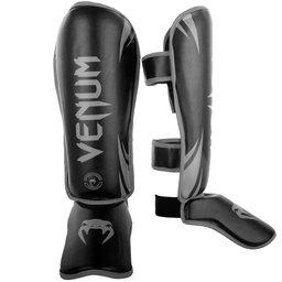 Протектори за крака - Venum Challenger Standup Shinguards - Black/Grey​