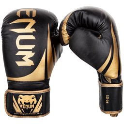 Боксови ръкавици - Venum Challenger 2.0 Boxing Gloves - Black/Gold​