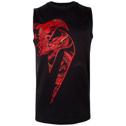 Потник - Venum Giant x Dragon Tank Top - Black/Red​