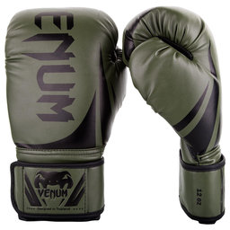 Боксови ръкавици - Venum Challenger 2.0 Boxing Gloves - Khaki/Black​
