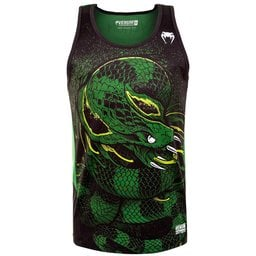 Потник - Venum Green Viper Tank Top - Black/Green​