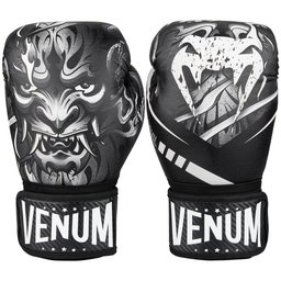 Боксови Ръкавици - Venum Devil Boxing Gloves - White/Black​