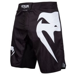 Шорти - Venum Light 3.0 Fightshorts - Black/White​