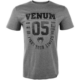 Тениска - Venum Origins T-Shirt - Heather Grey​