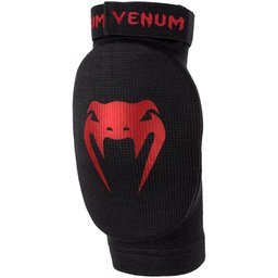 Налакътници - Venum Kontact Elbow Pads-Black/Red​