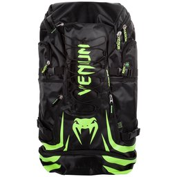 Раница - Venum Challenger Xtrem Backpack - Black / Neo Yellow​