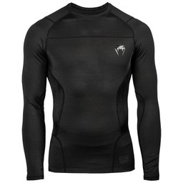 Рашгард - Venum G-Fit Rashguard - Long Sleeves - Black​