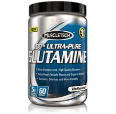 MuscleTech - 100% Ultra Pure Glutamine / 300 gr.