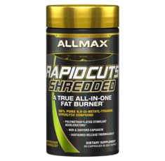 AllMax - RapidCuts Shredded / 90caps.​