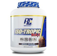 Ronnie Coleman - Iso-Tropic MAX / 908 gr.