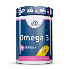 Haya Labs - Omega 3 1000mg. / 200 Softgels