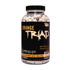 Controlled Labs - Orange Triad / 270tabs.