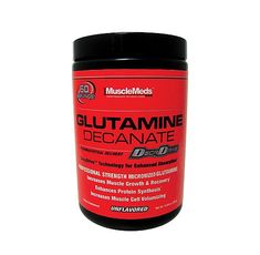 MuscleMeds - Glutamine Decanate / 300 gr.​