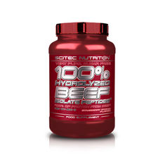 Scitec - 100% Hydrolyzed Beef Isolate Peptides / 900 gr.