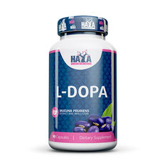 Haya Labs - L-DOPA / Mucuna Pruriens Extract / 90 caps.