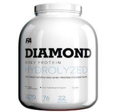 FA Nutrition - Diamond Hydrolised Whey / 2270 gr.