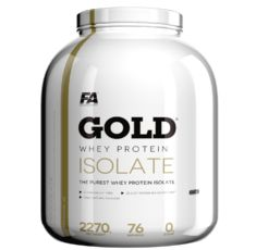 FA Nutrition - Gold Whey Isolate / 2270 gr.