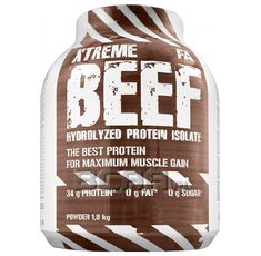 FA Nutrition - Xtreme Beef Hydrolized Protein Isolate / 1800 gr.