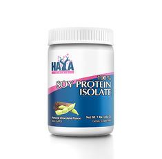 Haya Labs - 100% Soy Protein Isolate (NON GMO) / 454 gr.