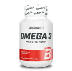 BioTech - Omega 3 / 90 softgels