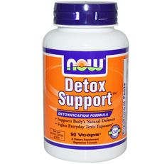 NOW - Detox Support - 90 caps.