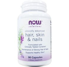 NOW - Hair, Skin & Nails - 90 caps.
