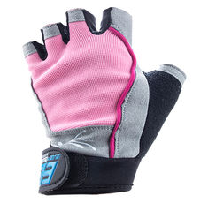 Everbuild - Pro Ladies Gloves / Grey - Pink