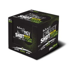 BioTech - Energy Shot / 20 amp. x 25 ml