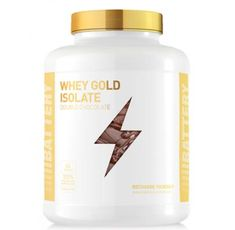 Battery Nutrition - Whey Gold Isolate / 1600g.