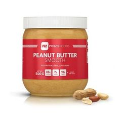Prozis - Peanut Butter Smooth / 1kg