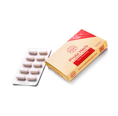CVETITA HERBAL - Probi Herb Red Ginseng / 30 Tabs.