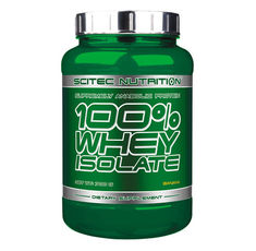 Scitec - 100% Whey Isolate / 2000 gr.