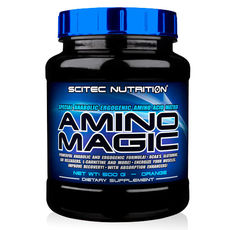 Scitec - Amino Magic / 500 gr.