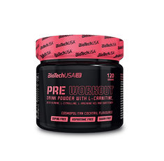 BIOTECH USA - FOR HER Pre Workout / 120g