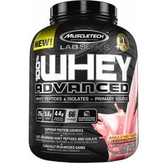 MuscleTech Lab Series - 100% Whey Advanced / 5lbs.