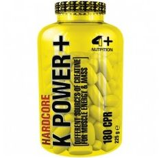 4+ Nutrition K POWER+ 180 табл.​