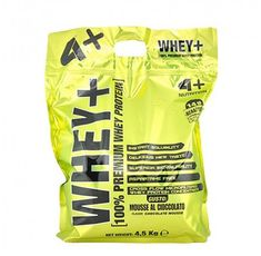4+ Nutrition Whey+ 4.5 кг