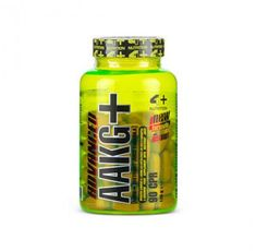 4+ Nutrition - Advanced AAKG+ / 90tabs.