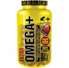 4+ Nutrition EXTRA OMEGA+ 100 гела​