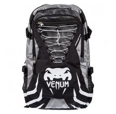 Раница - VENUM CHALLENGER PRO BACKPACK - BLACK/GREY​