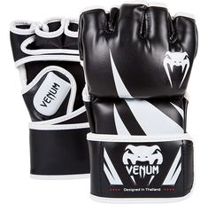 ММА ръкавици - Venum Challenger MMA Gloves - Black