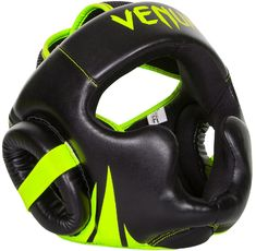 Протектор за глава  /каска/ - VENUM CHALLENGER 2.0 HEADGEAR NEO YELLOW / BLACK​