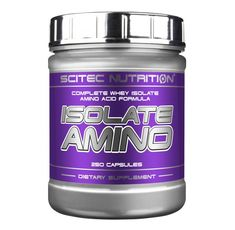 Scitec - Isolate Amino​ / 250 caps