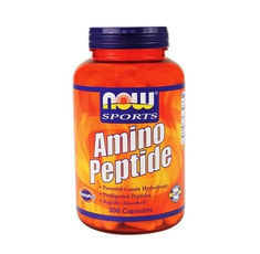 NOW - Amino Peptide / 300 caps.