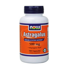 NOW - Astragalus 500mg / 100 caps.