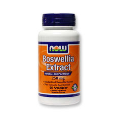 NOW - Boswellia Extract 250mg. / 60 VCaps.