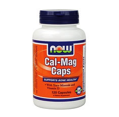 NOW - Cal-Mag / 120 Caps.